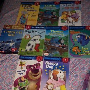 1st graded level books